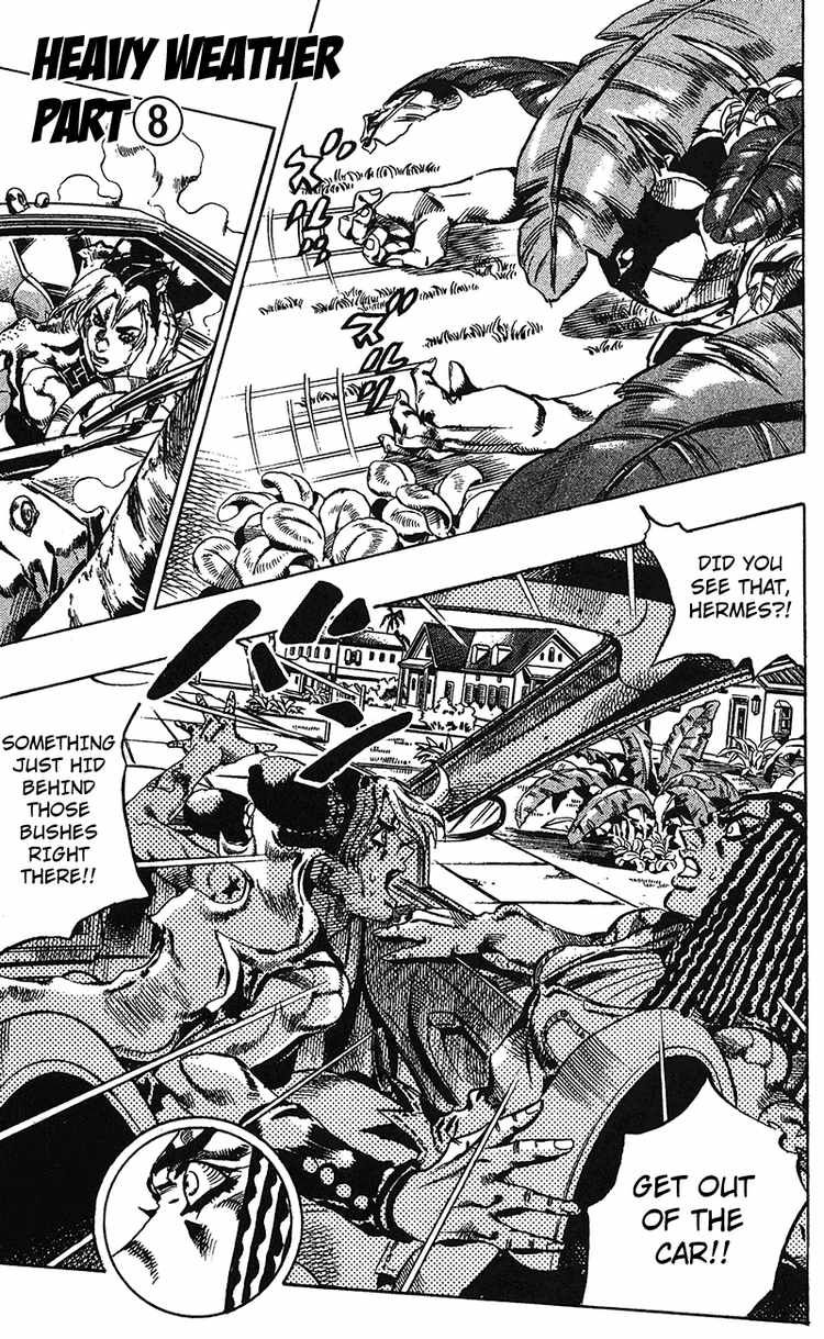 JoJo's Bizarre Adventure Part 6: Stone Ocean 132 Page 2
