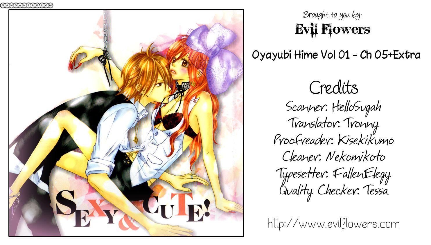Oyayubi Hime 5 Page 1