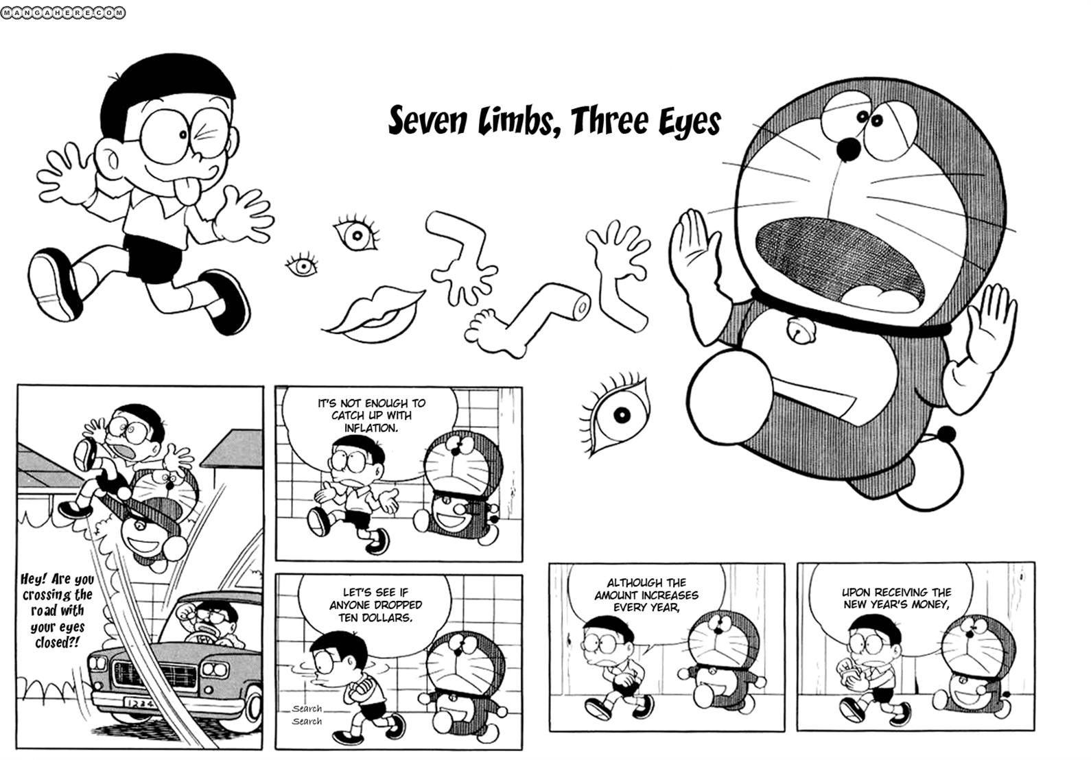 Doraemon 123 Page 1