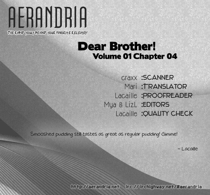 Dear Brother! 4 Page 2