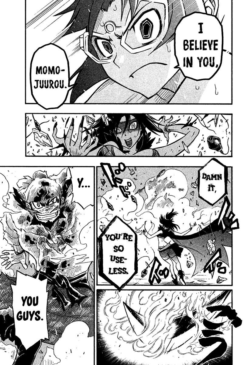Samurai Ragazzi - Sengoku Shounen Seihou Kenbunroku 11 Page 2