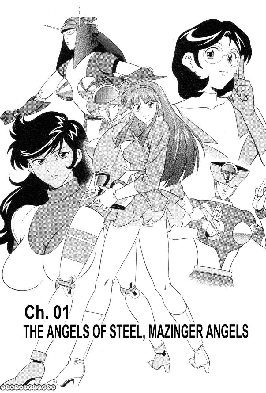 Mazinger Angel 1 Page 2