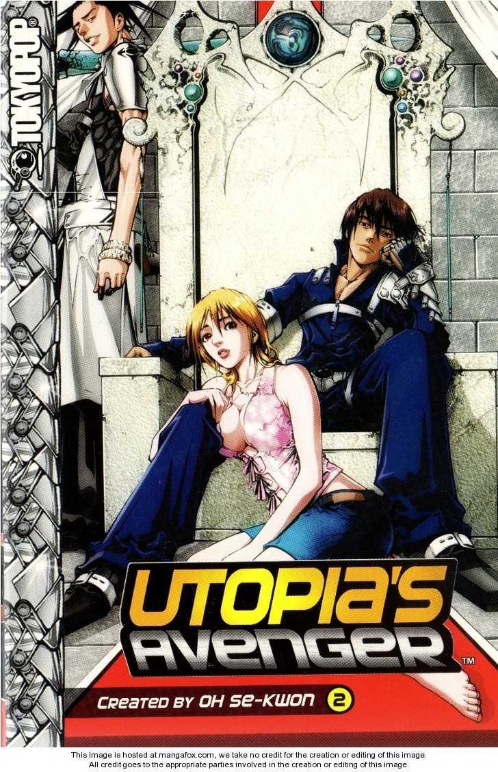 Utopia's Avenger 13 Page 1