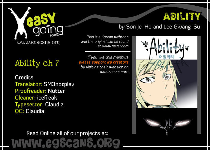 Ability 7 Page 1