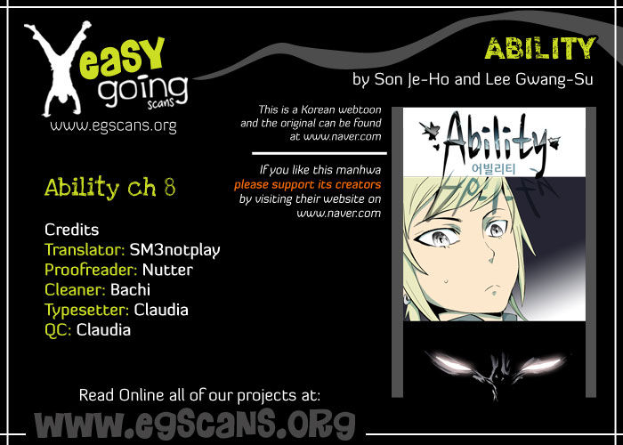 Ability 8 Page 1