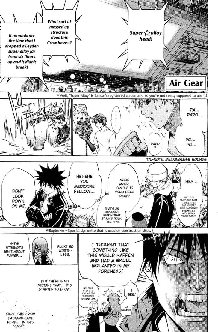 Air Gear 67 Page 2