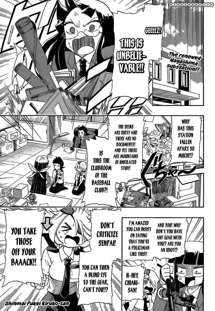 Shinmai Fukei Kiruko-san 7 Page 1