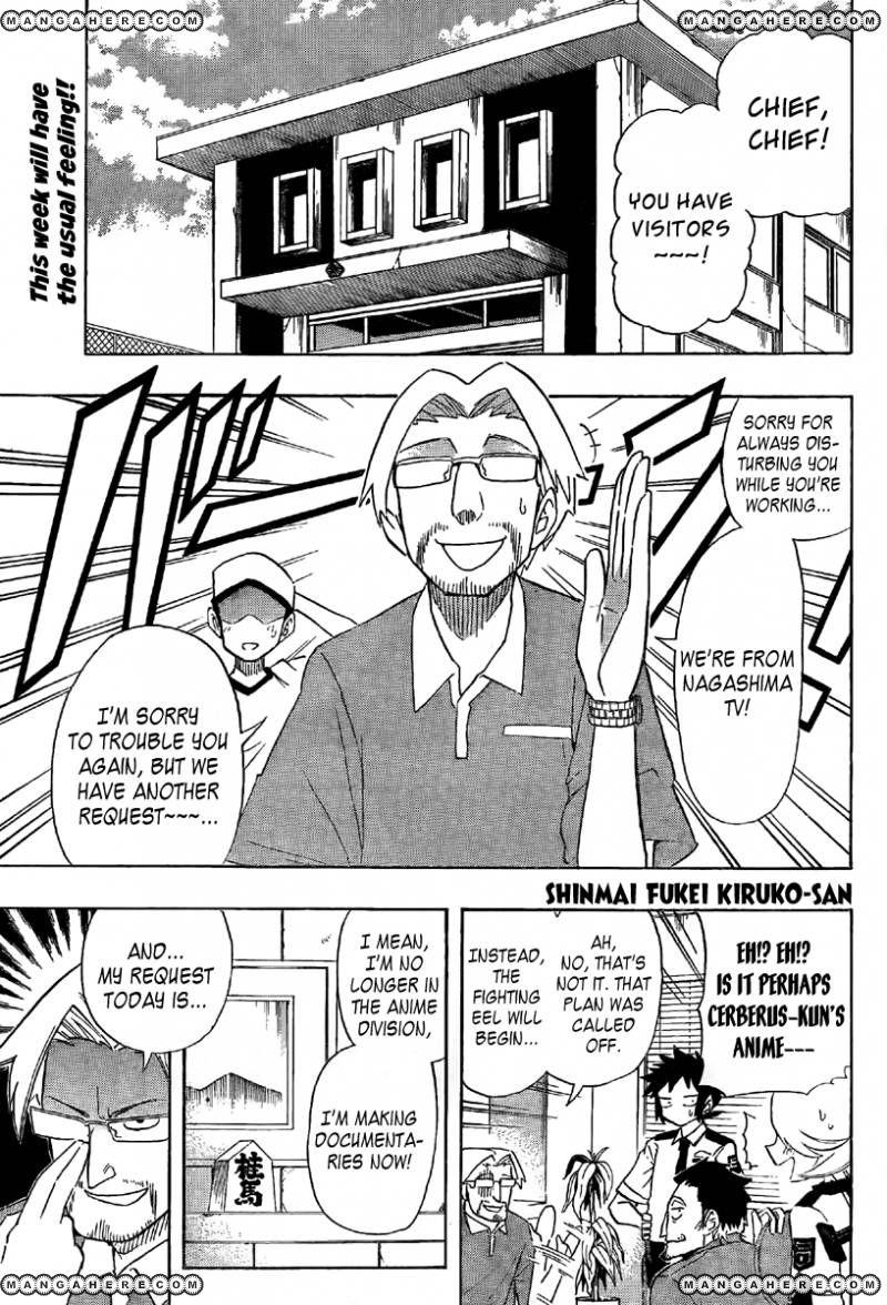 Shinmai Fukei Kiruko-san 13 Page 1