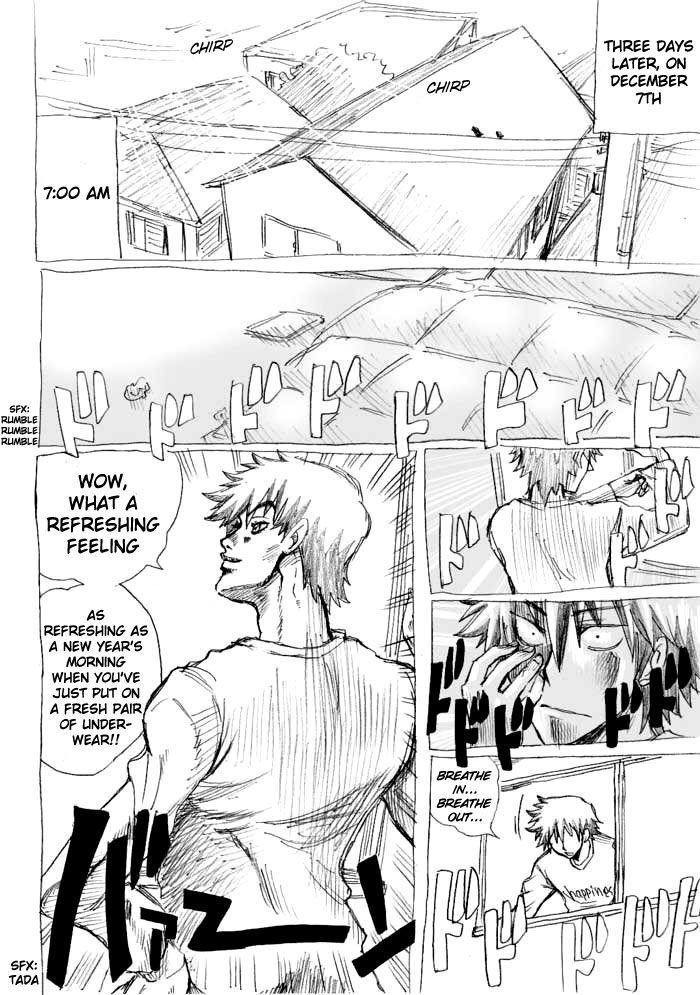 Molester Man 13 Page 1
