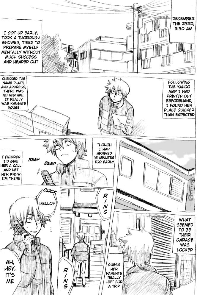 Molester Man 18 Page 1