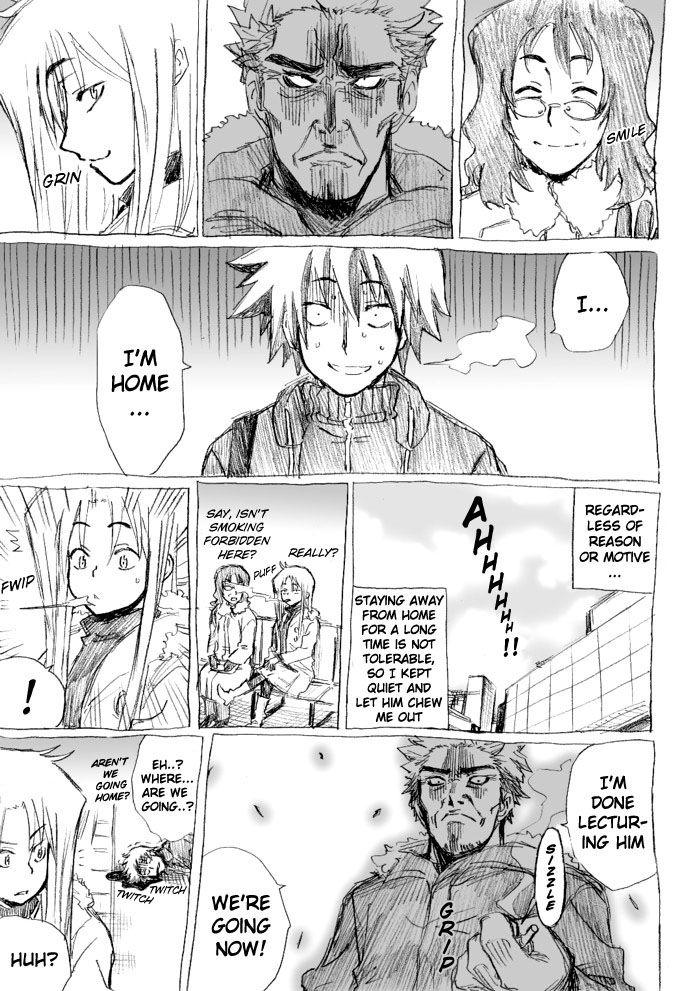 Molester Man 21 Page 2
