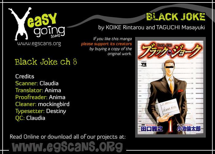 Black Joke 8 Page 1