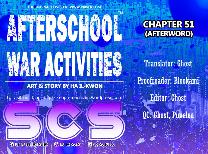 Afterschool Military Activity 51 Page 1