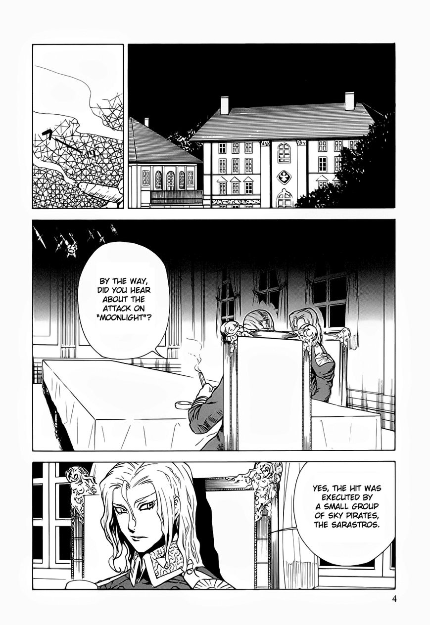 Kumo no Graduale 16 Page 2