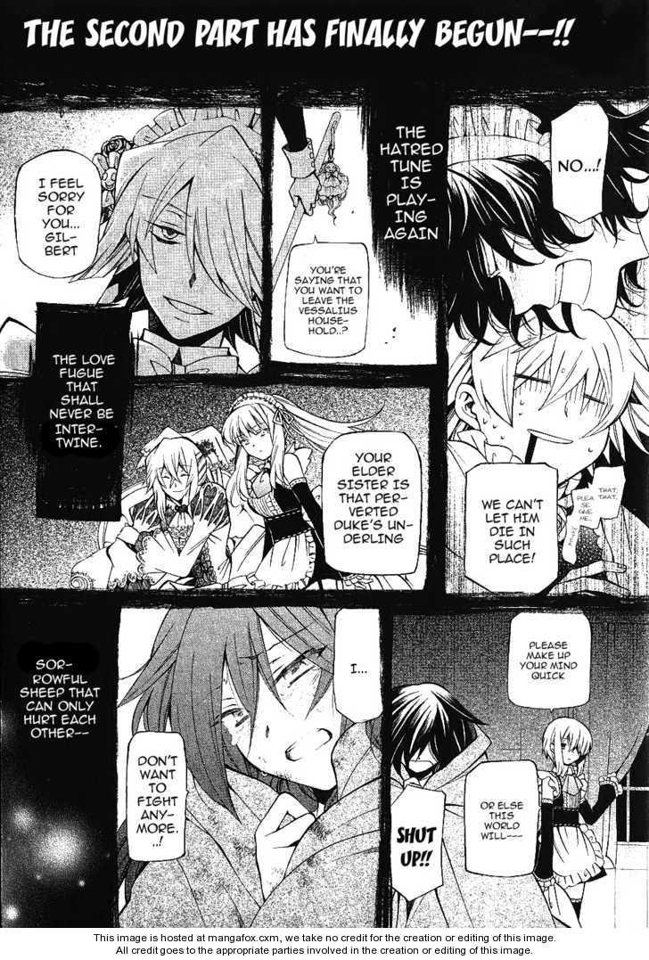Pandora Hearts 8.5 Page 1