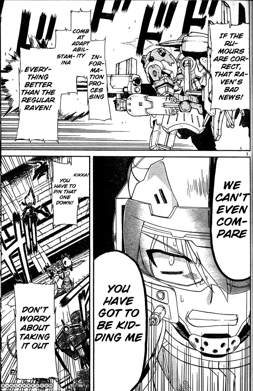 Armored Core - Tower City Blade 5 Page 4