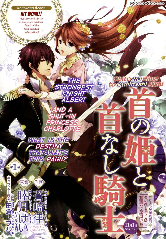 Obito no Hime to Kubinashi Kishi 1 Page 2