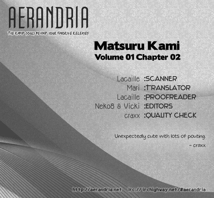 Matsuru Kami 2 Page 2
