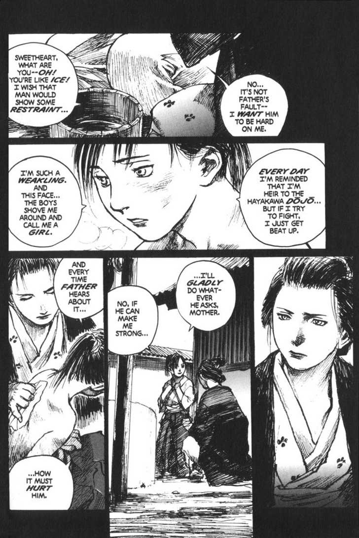 Blade of the Immortal 5 Page 3