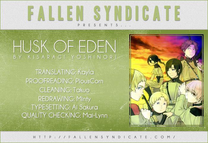 Husk Eden 17 Page 1