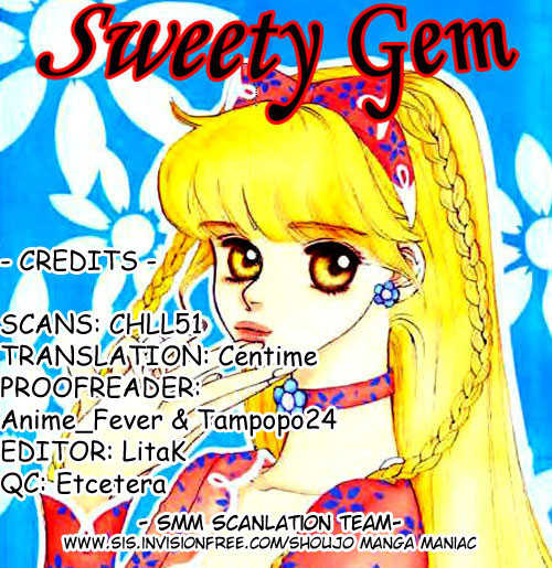 Sweety Gem 4 Page 1