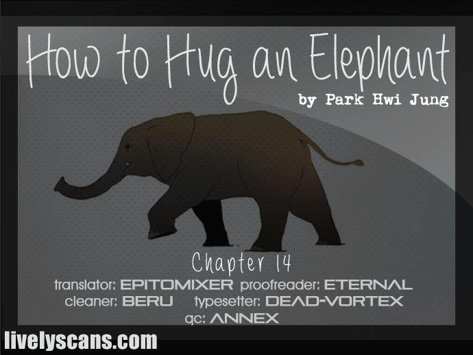 How to Hug an Elephant 14 Page 1