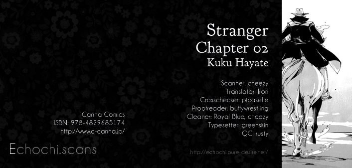 Stranger 2 Page 1