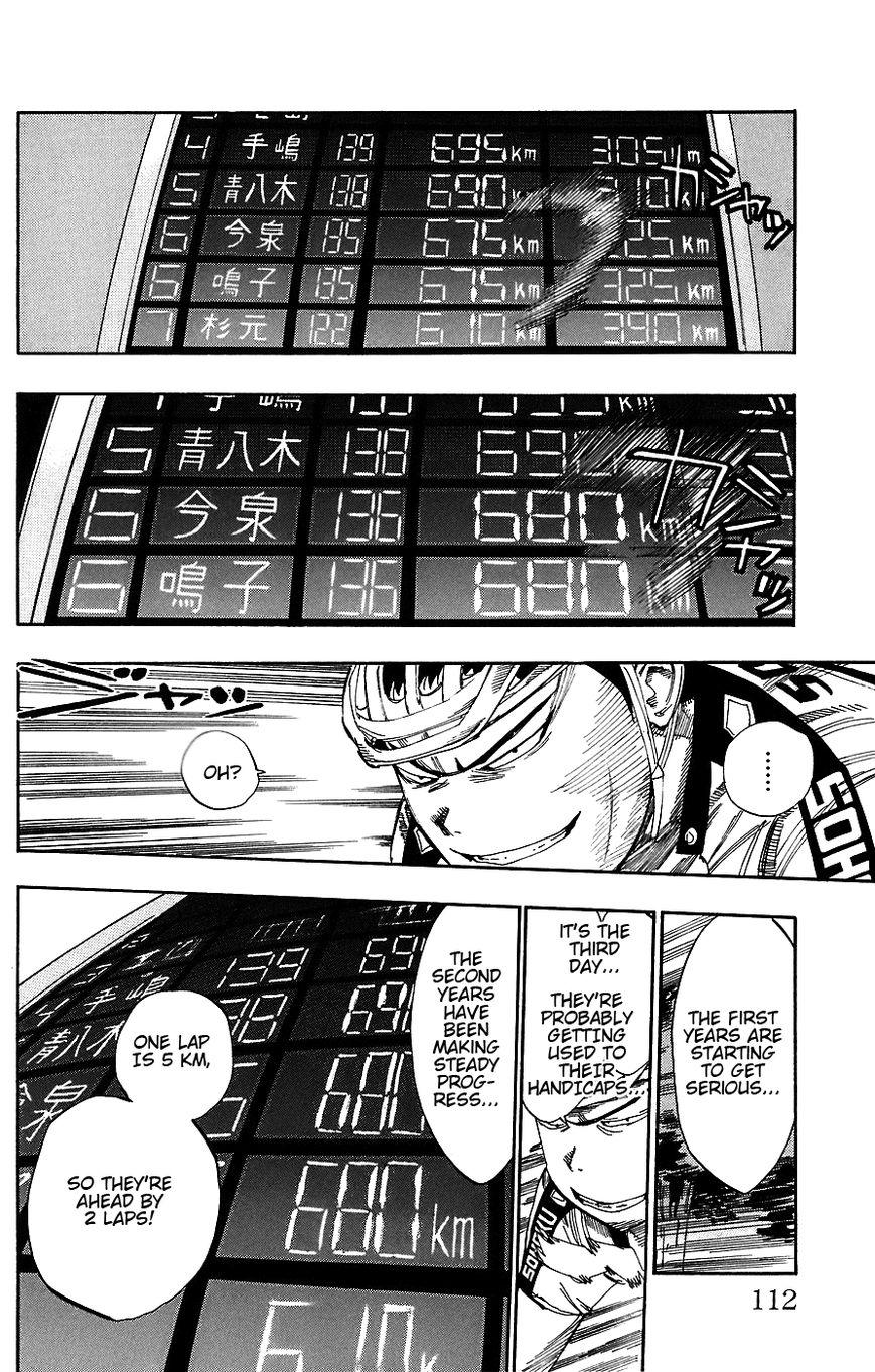 Yowamushi Pedal 49 Page 2