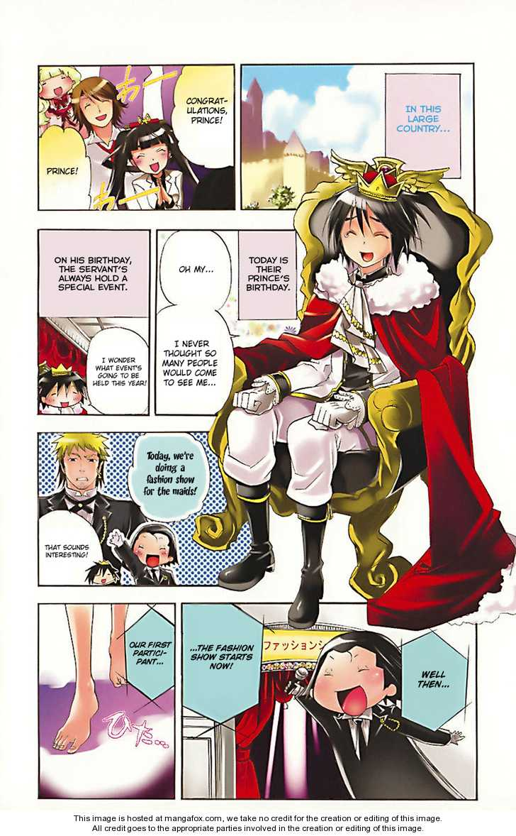 Asu no Yoichi! 31.5 Page 2