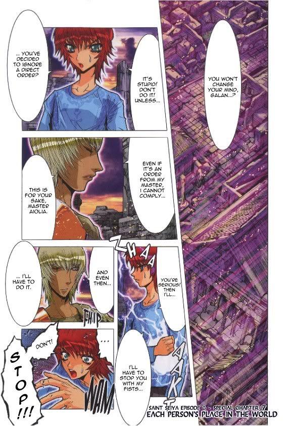 Saint Seiya Episode.G 21.7 Page 1