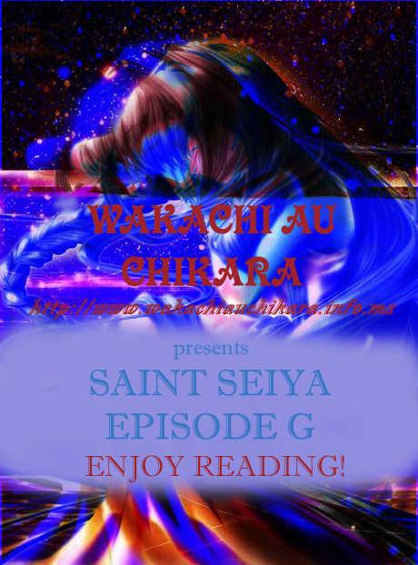 Saint Seiya Episode.G 27 Page 1