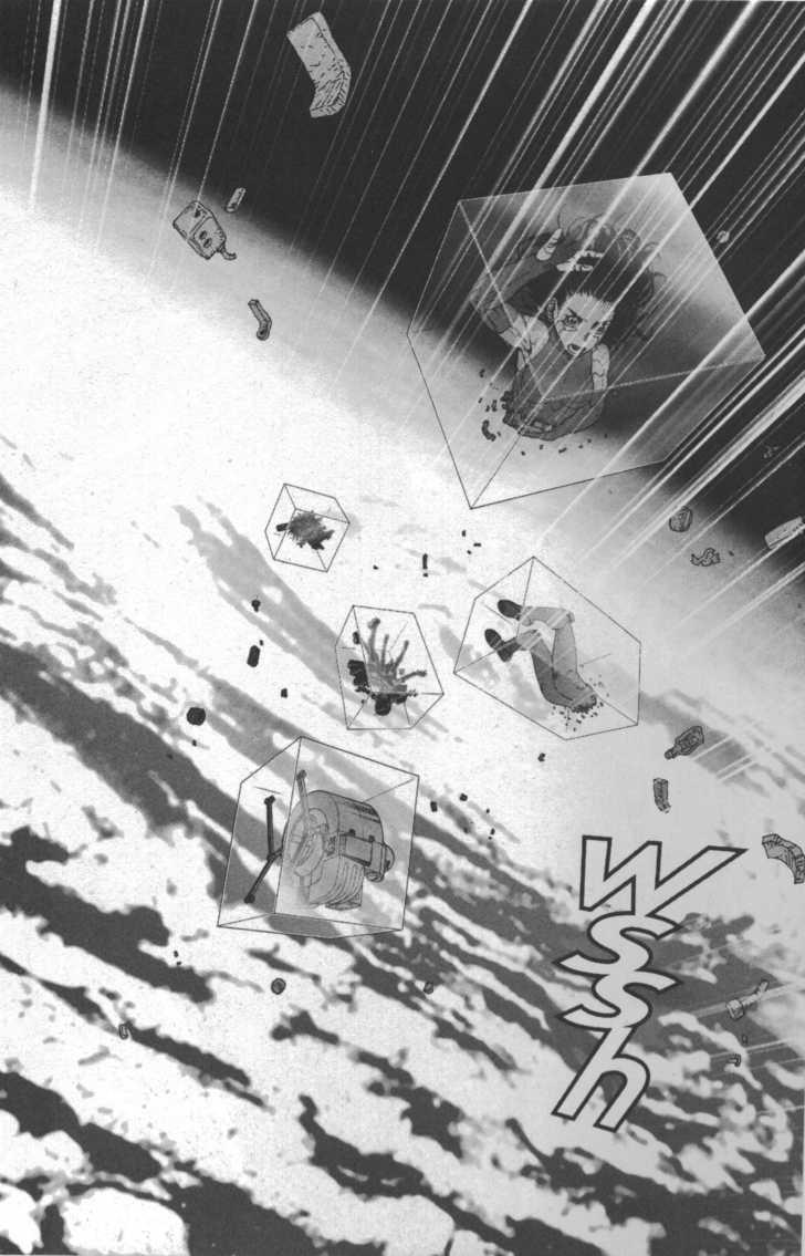 Battle Angel Alita: Last Order 14 Page 2