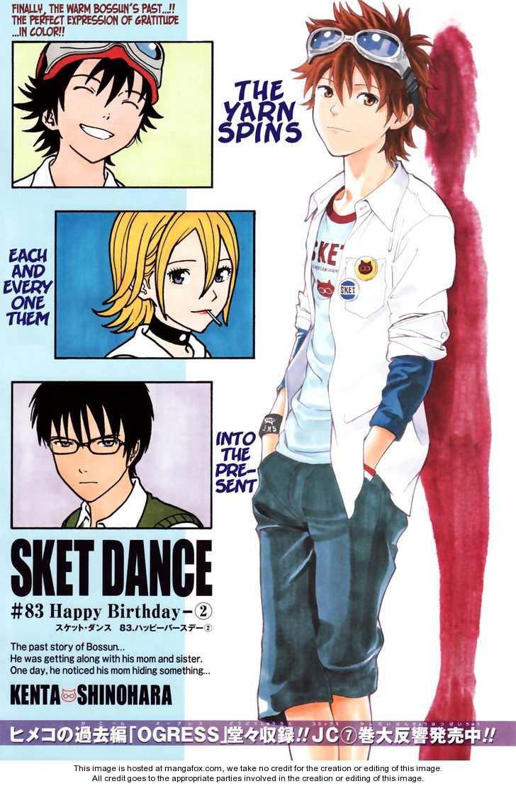 Sket Dance 83 Page 1