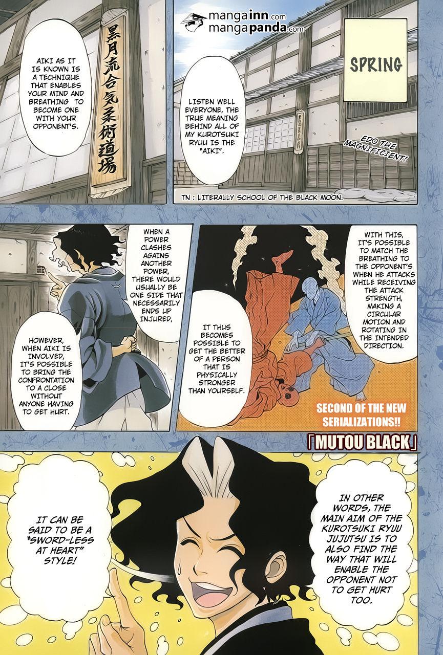 Mutou Black 1 Page 2