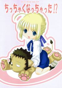 Fate/stay night - Chicchakunacchatta (Doujinshi)