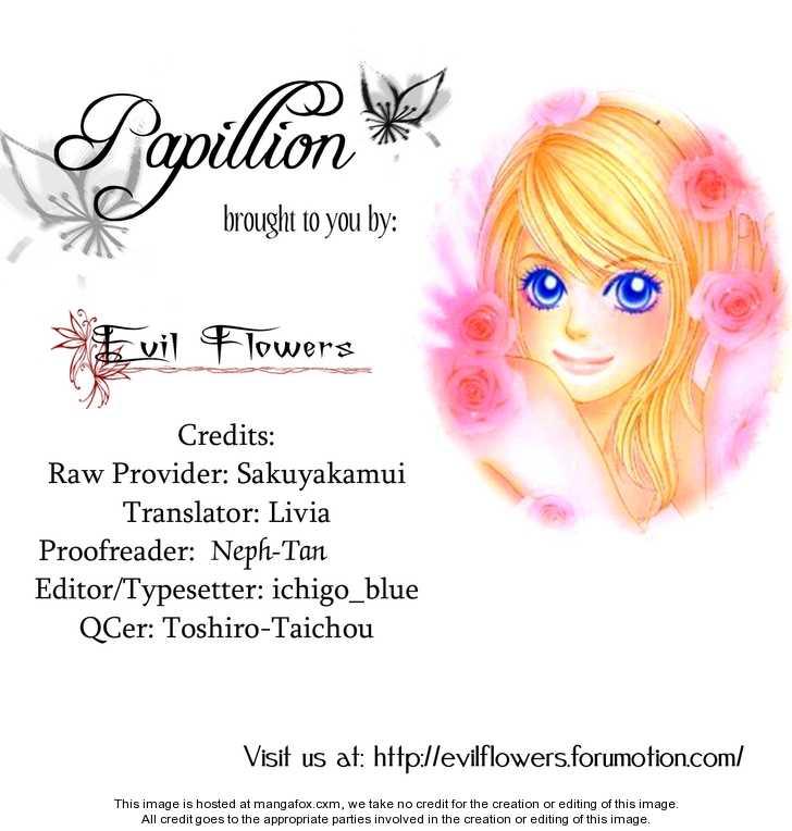 Papillon - Hana to Chou 11 Page 2