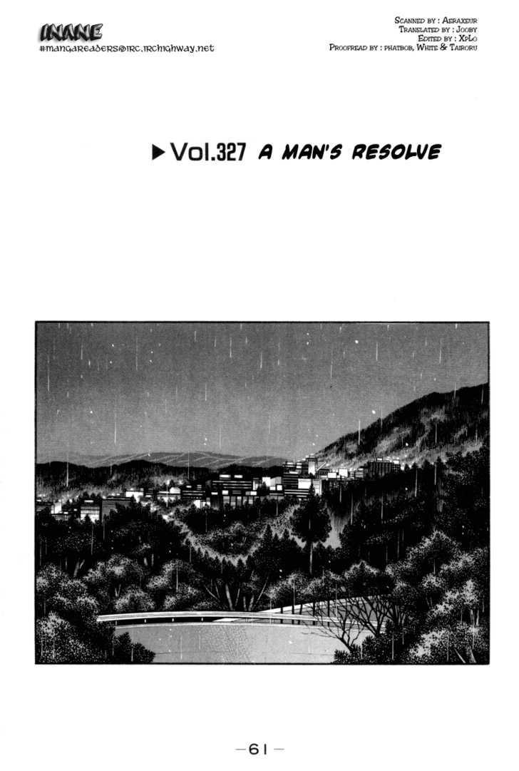 Initial D 327 Page 1