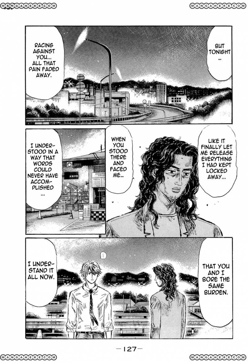 Initial D 605 Page 2