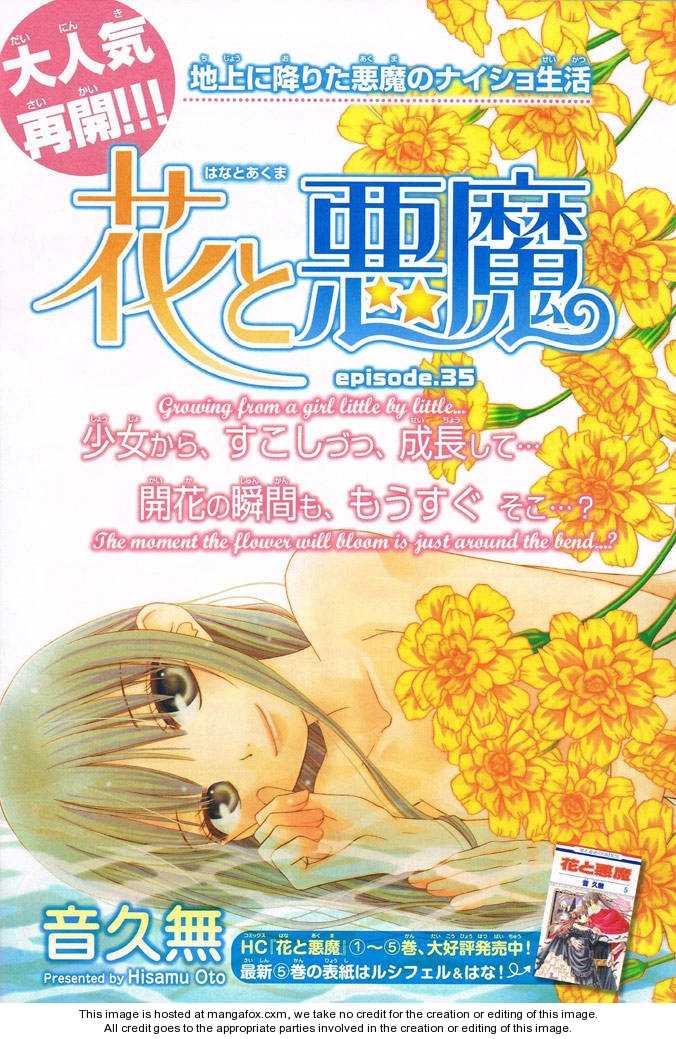Hana to Akuma 35 Page 2