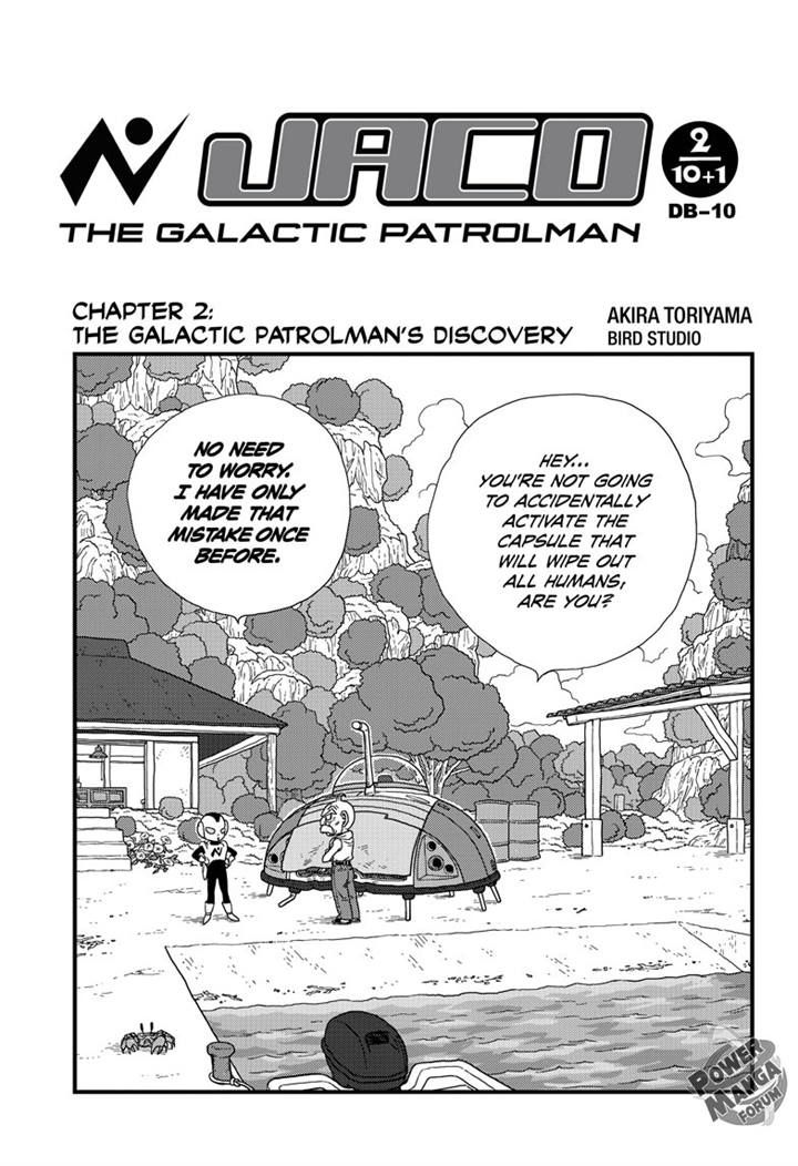 Ginga Patrol Jako 2 Page 1