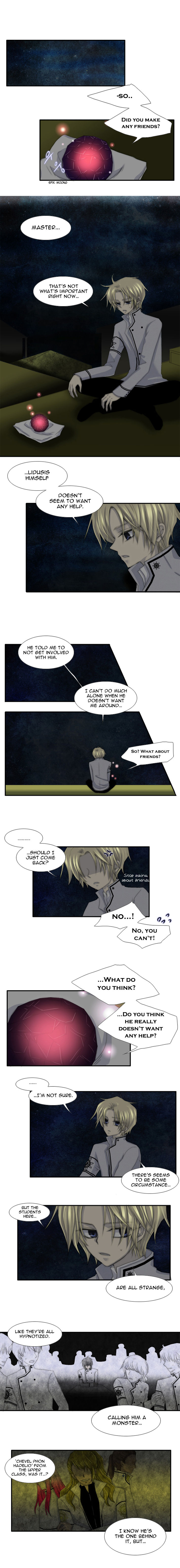 Black Haze 21 Page 1