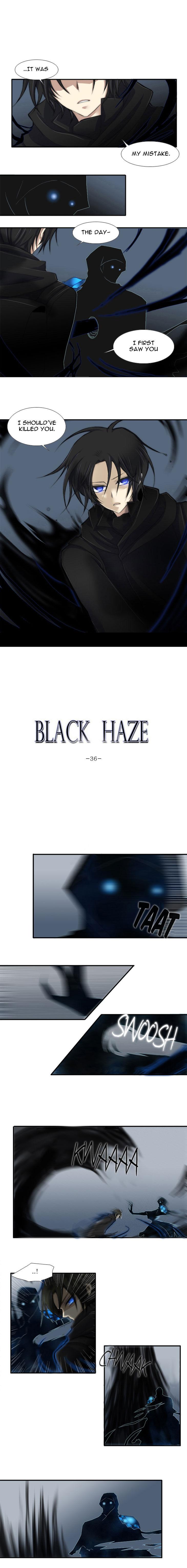 Black Haze 36 Page 2