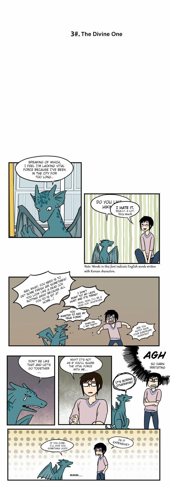 The Dragon Next Door 3 Page 1