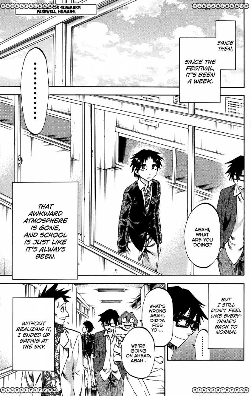 Jitsu wa Watashi wa 163 Page 1