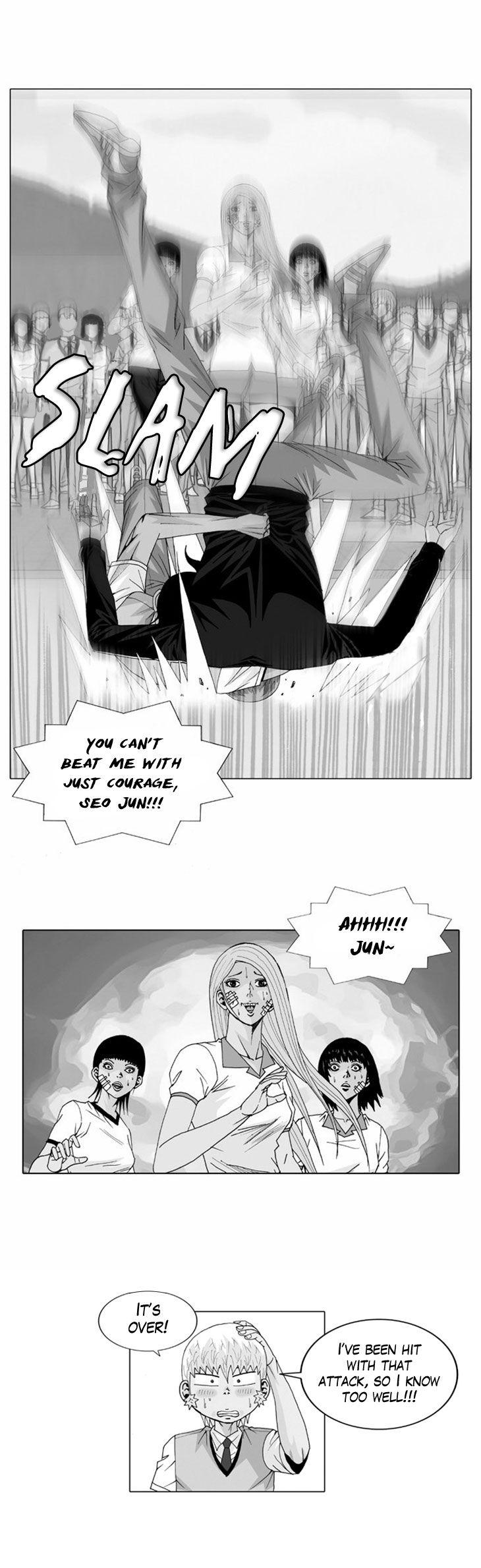 Ultimate Legend: Kang Hae Hyo 25 Page 2