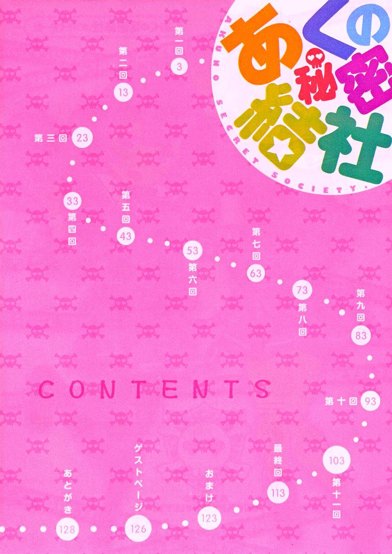 Akuno Himitsu Kessha 1 Page 2