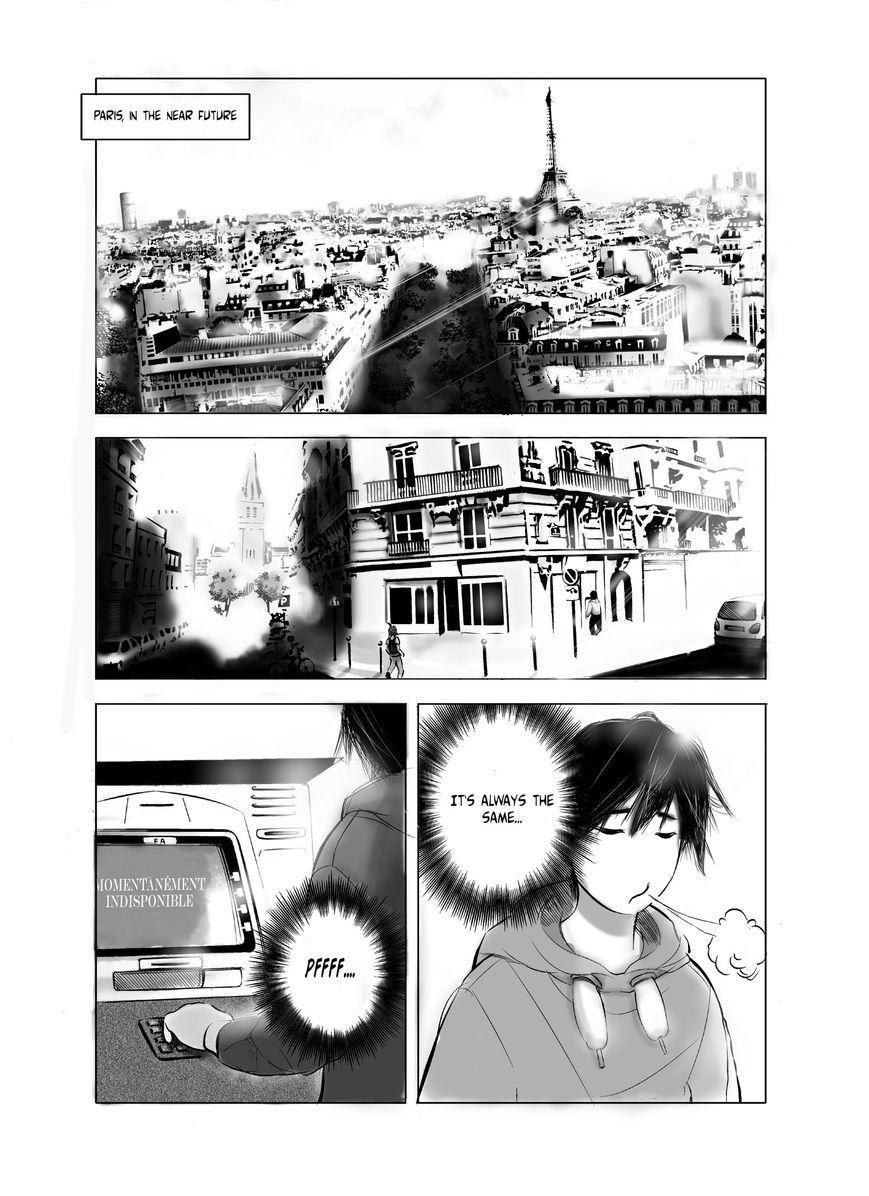 Fairness Angel Setsuna - FAS 1.1 Page 2