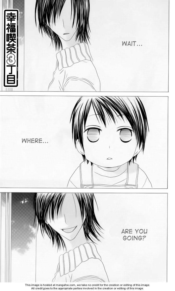 Shiawase Kissa Sanchoume 35 Page 2