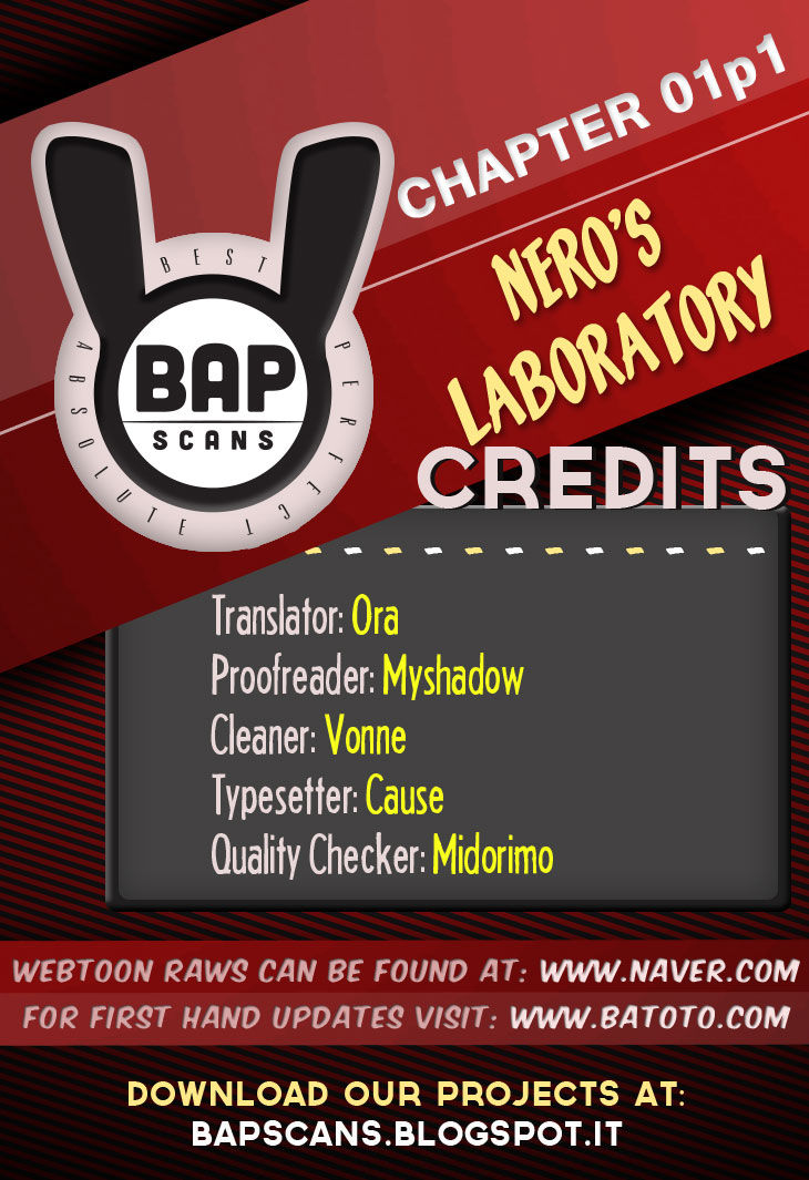 Nero's Laboratory 1.1 Page 1
