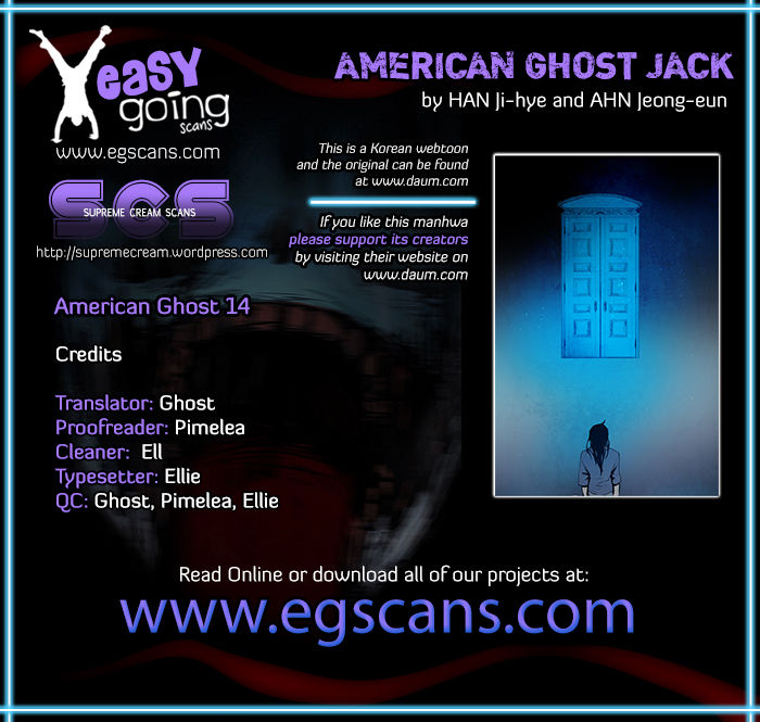 American Ghost Jack 14 Page 1